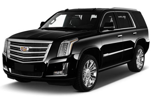 El Cadillac Escalade 1