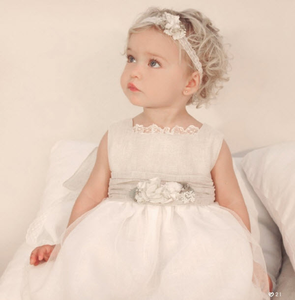 Comprar vestidos de ceremonia para niña online 1