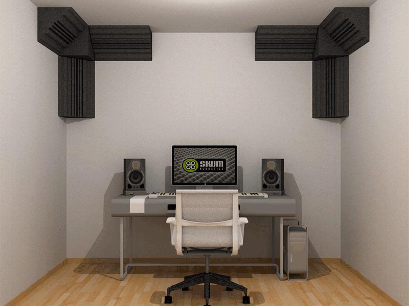¿Cómo se realiza un acondicionamiento acústico de un estudio de grabación? 9